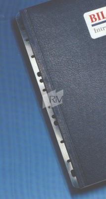 + RM Abheftstreifen für Desktop/Electric-Velobind