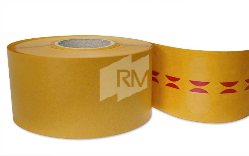 RM Verschluss-Klebepunkte Ø 25mm, ablösbar