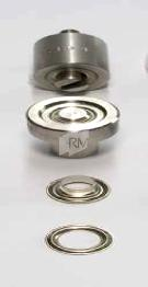 Ösenaufnahme für Ösenpresse Standard/Profi 11,3mm