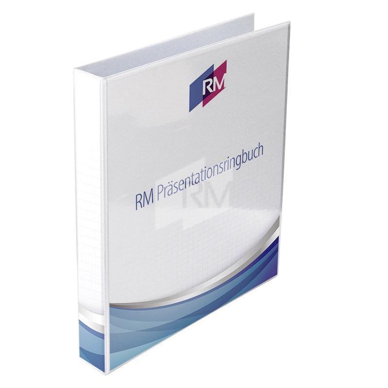RM Präsentationsringbuch A4 RM