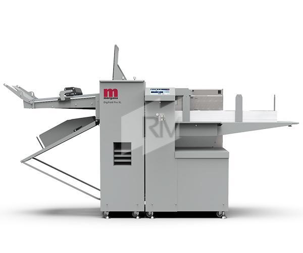 MORGANA DIGIFOLD PRO XL - Rill- und Falzmaschine