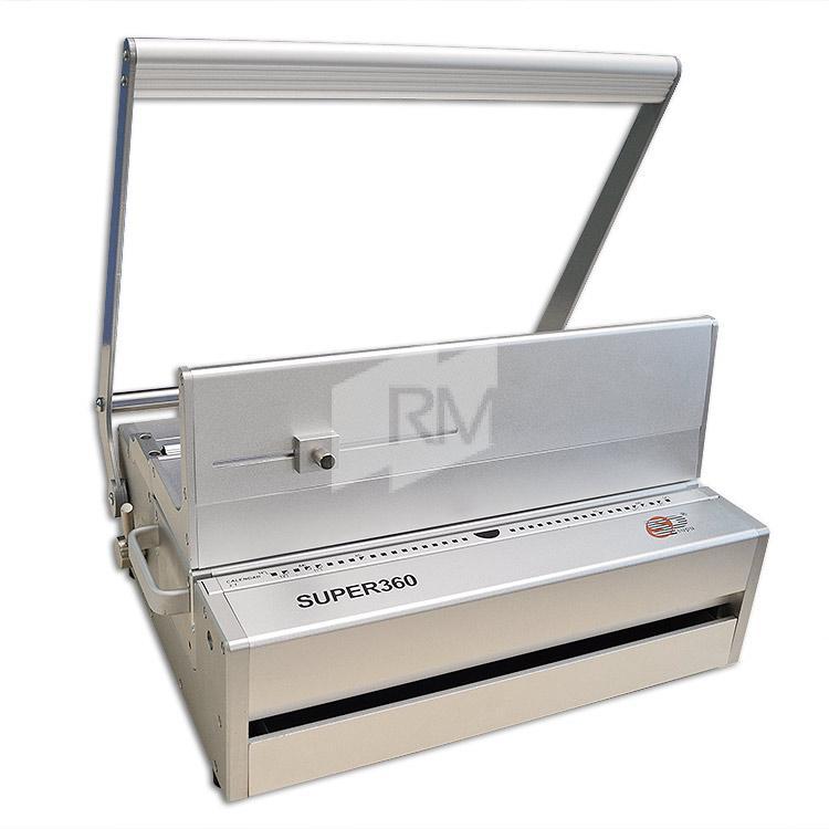 RM SUPU SUPER 360 - manuelles modulares Stanzgerät