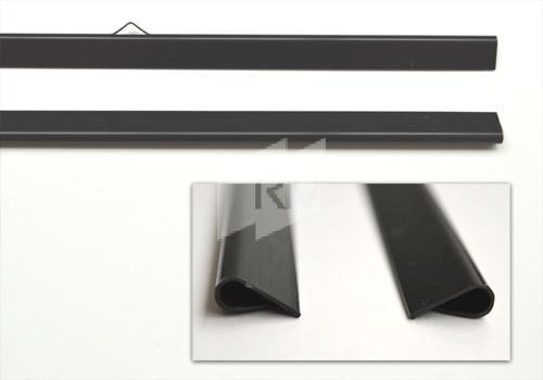Posteraufhänger schwarz
